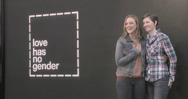 discriminazioni sociali campagna