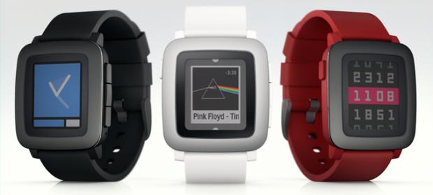 Pebble TIME, lo schermo a colori che fa impazzire Kickstarter
