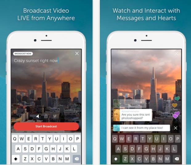 Periscope: la live streaming app per esplorare il mondo attraverso gli occhi di qualcun altro