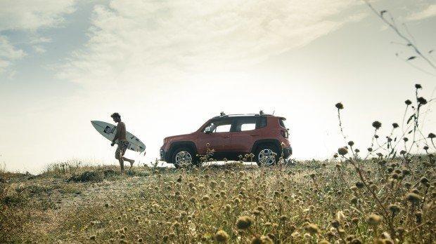 Come Jeep ha trovato la canzone giusta per lanciare la nuova Renegade