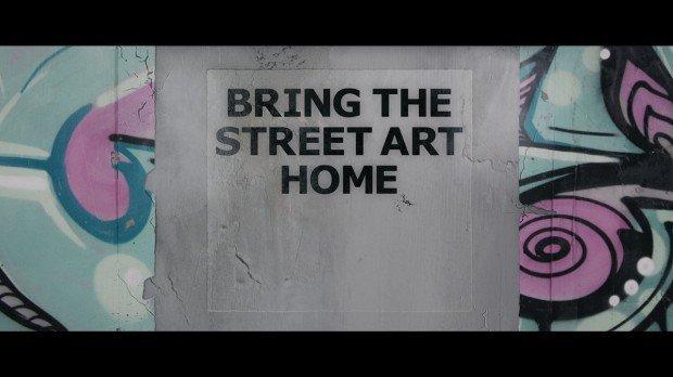 Con IKEA la Street Art è di Casa