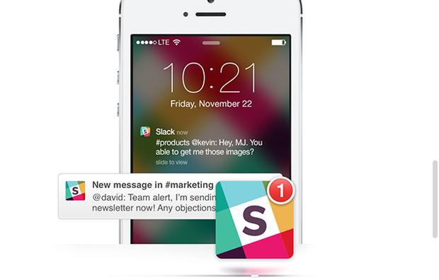 Cambia il modo di comunicare  con il tuo team con l'app Slack