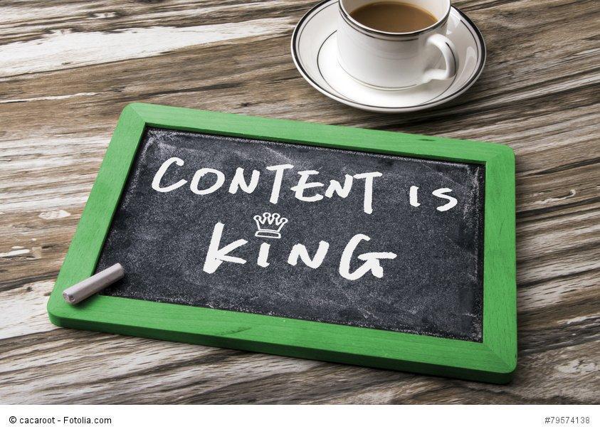 corso di content marketing