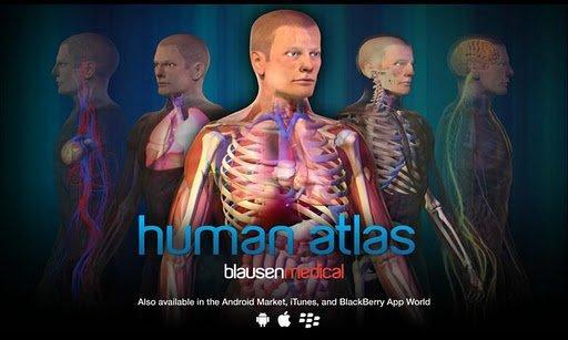 L'atlante umano in video 3D che spiega al paziente il proprio stato di salute