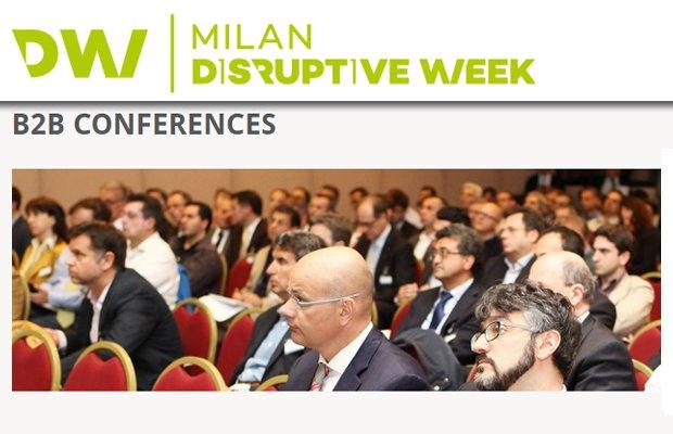 Partecipa alla Disruptive Week Milan con Digital Magics e Talent Garden
