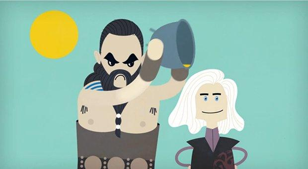Dumb Ways to Die in versione Games of Thrones [VIDEO]