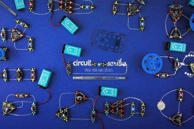Così Circuit Scribe rivoluziona il mondo dell'elettronica