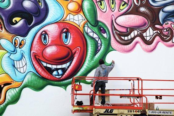 street art cultura pop
