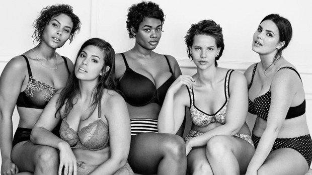Lane Bryant vs Victoria's Secret: non siamo tutte angeli
