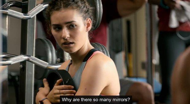 nike sport donne