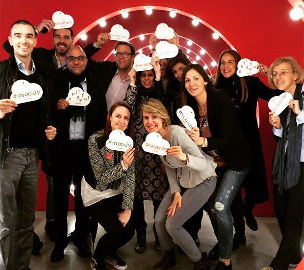 """""""Nuvoletta"""", la social media experience di Foscarini ad Euroluce"""