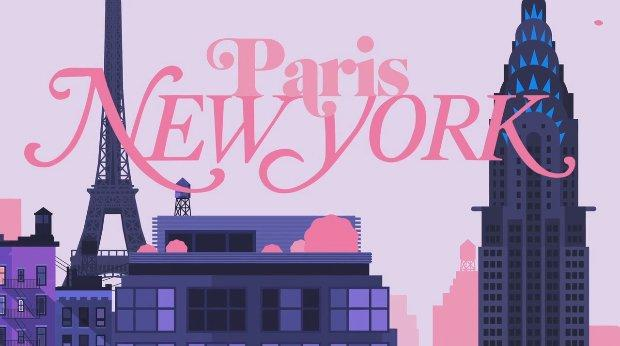 Paris vs New York, omaggio video al famoso lavoro di Muratyan