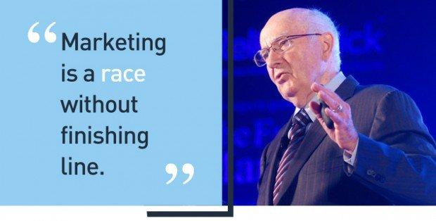 Philip Kotler ci svela il futuro del marketing