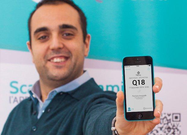 Stop alle file con Qurami, l'app che ti fa saltare la coda