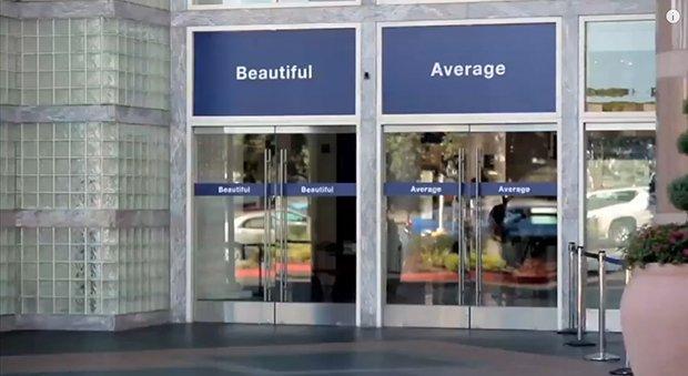 dove campagna per la bellezza autentica