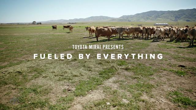 Toyota e l'auto a idrogeno: una campagna contro i più scettici