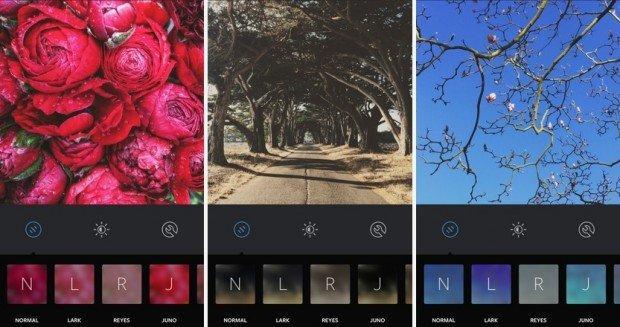 Instagram: tre nuovi filtri ed emoticon hashtag