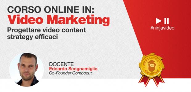 Corso online in video marketing