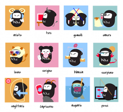 Ninja Social Oroscopo dal 9 al 15 aprile