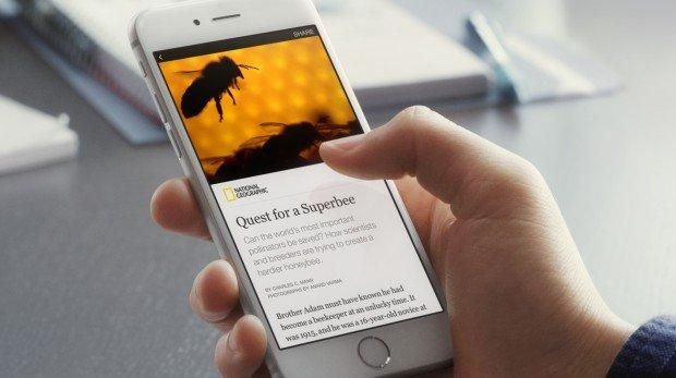 Facebook annuncia Instant Articles