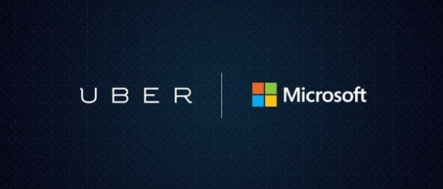 Microsoft: presto sarà possibile prenotare Uber direttamente con Outlook