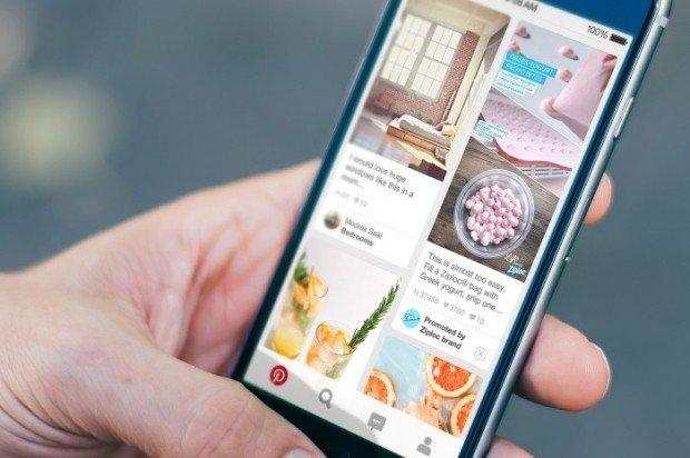 Pinterest: arrivano i video a pagamento