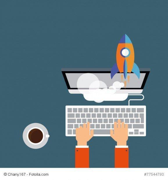 corso online startup