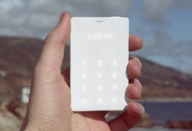 The Light Phone, il telefono che fa solo una cosa: telefonare