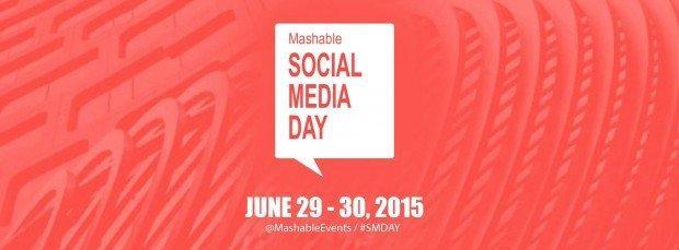 Mashable Social Media Day: ci vediamo il 29 e il 30 giugno a Milano