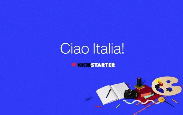Kickstarter sbarca in Italia [BREAKING NEWS]