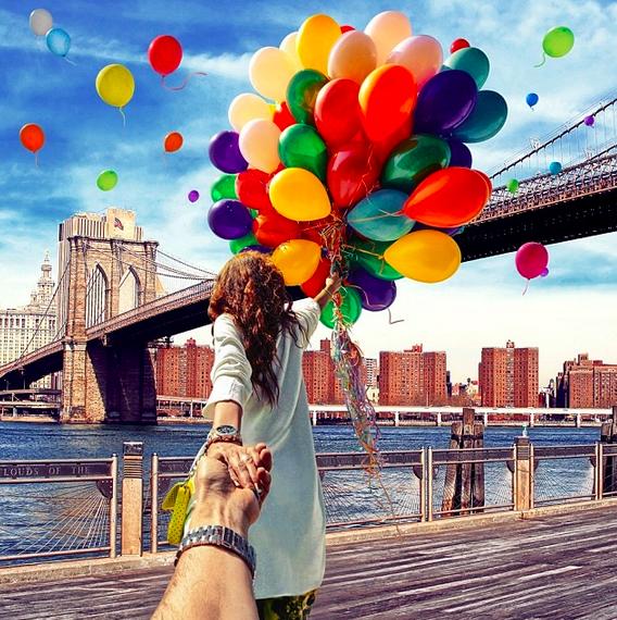 Follow me: quando l'amore trionfa su Instagram!