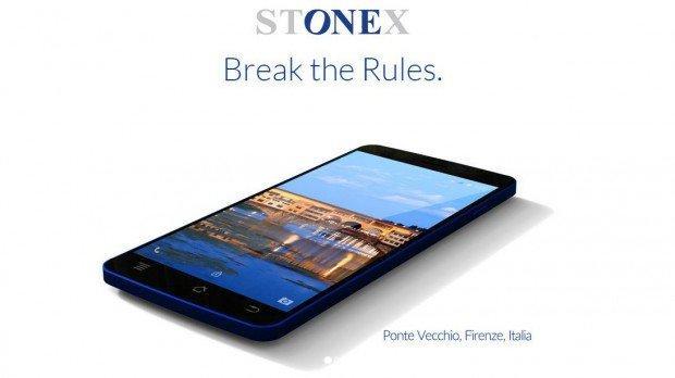 Stonex One: lo smartphone italiano che vuole rompere le regole