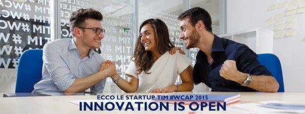 TIM WCAP Accelerator 2015, ecco le top 40 startup