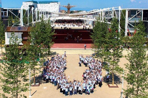 Volontari ad Expo, un'esperienza orientata e accompagnata [INTERVISTA]