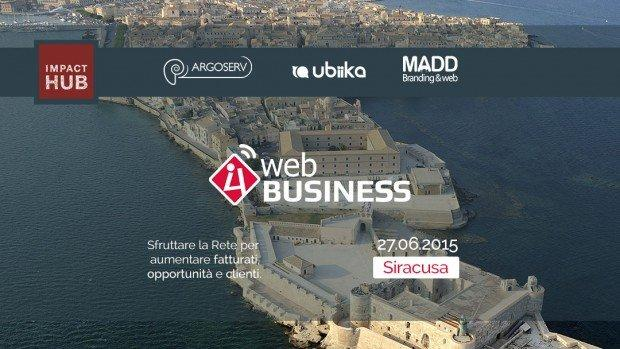 Web 4 Business, il business online si fa in Sicilia [EVENTO]