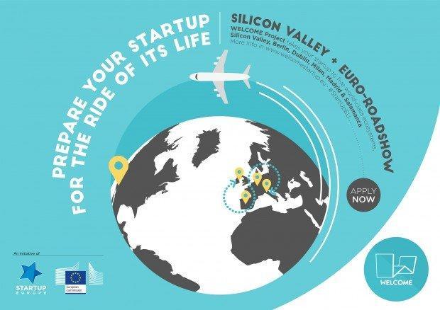 Welcome e Dpixel per far volare la tua startup in Silicon Valley [EVENTO]