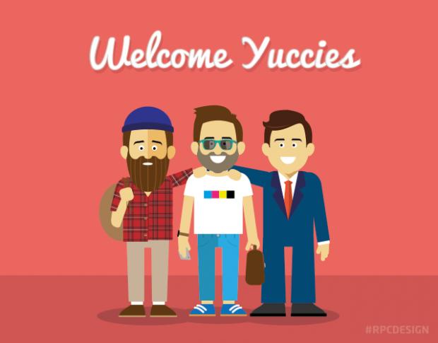 Perché tutti parlano degli Yuccies?