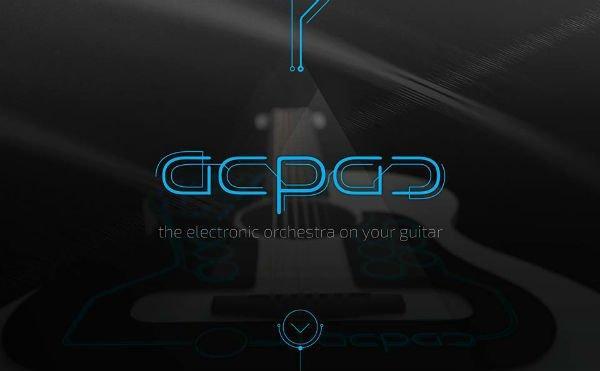Con ACPAD la tua chitarra acustica diventa un'orchestra