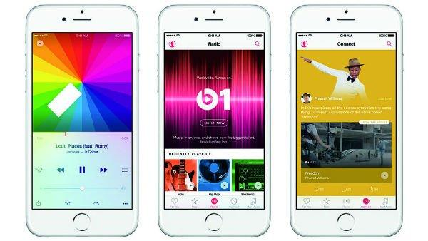 Apple sfida Spotify e lancia Apple Music