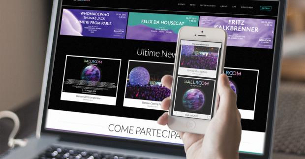 Ballroom 2015 per gli Internazionali BNL Italia: analisi dell'evento digitale