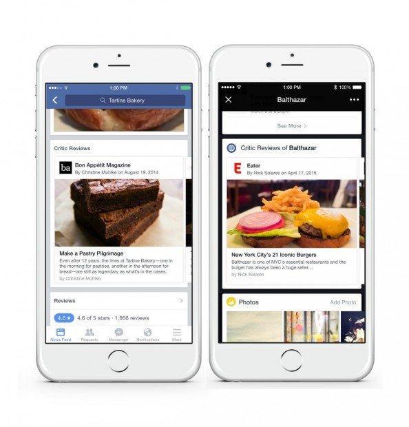 Cibo e social: cosa bolle in pentola su Facebook