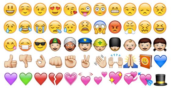 Che mondo (digital) sarebbe, senza Emoji?