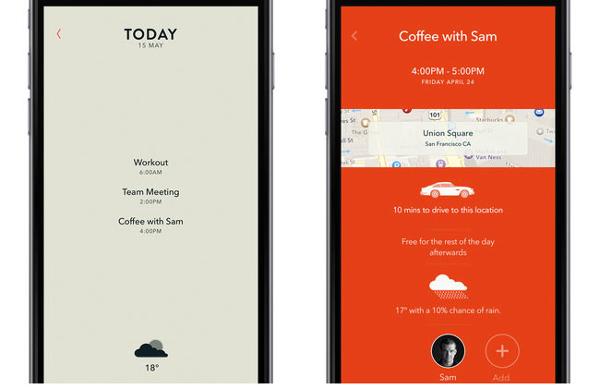 migliore app per appuntamenti per Apple