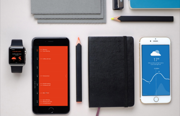 Moleskine Timepage, la nuova app calendario per Apple (Watch compreso)