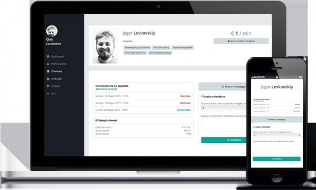 Bemyguru: quando la consulenza professionale è a portata di telefono [INTERVISTA]