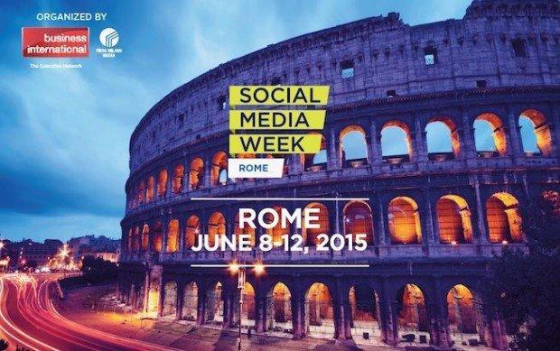 Social Media Week Roma: 5 panel da non perdere