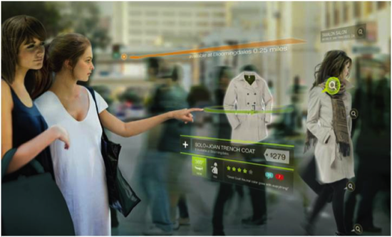 Wearable e retail marketing: un avvenire luminoso