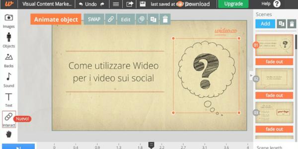 come realizzare video sui social