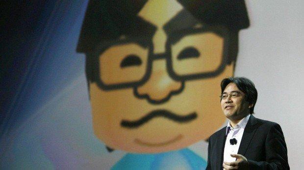 Nintendo: la social sfera celebra Satoru Iwata