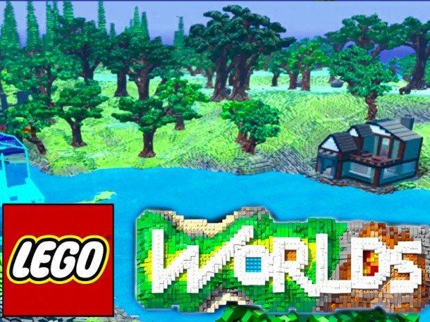 LEGO Worlds: il sandbox con i mattoncini più famosi al mondo [RECENSIONE]
